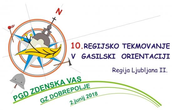Logotip regijske orientacije 2018